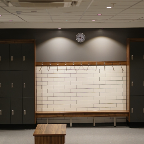 JD Gyms Cardiff Prolight Design