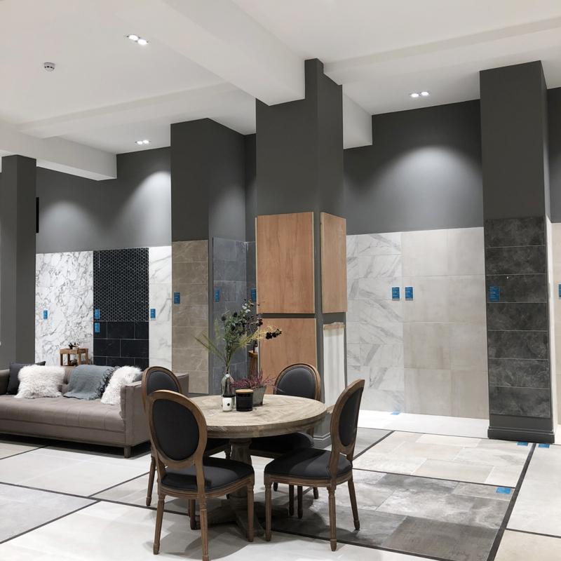 Beswick Stone Cirencester Showroom Prolight Design