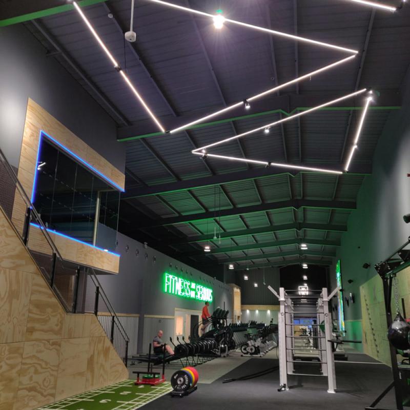 JD Gym Bolton Prolight Design Work Out