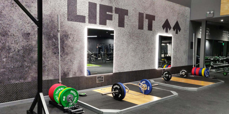 JD Gym Bolton Prolight Design Lift Up