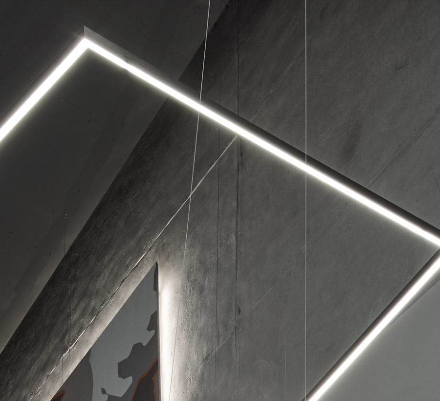 Lighting Retailers: LED Linear Lighting For Retail And Commercial Spaces